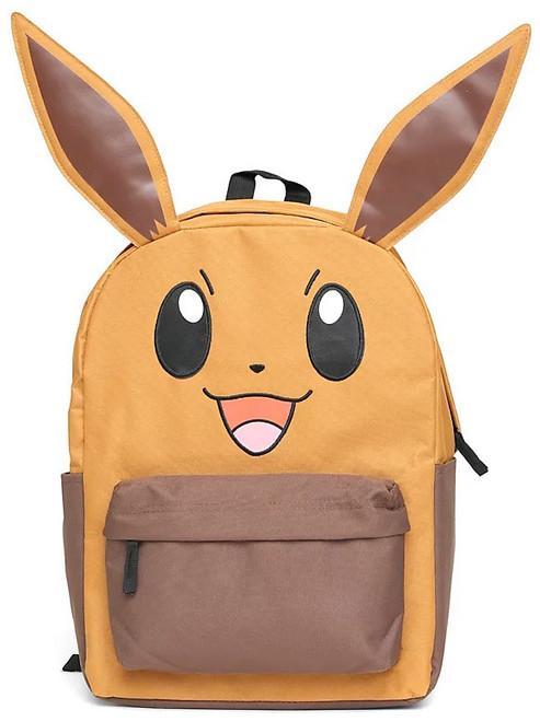 Pokemon Eevee Character Backpack