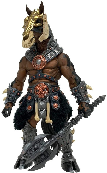 Mythic Legions Shadow Equaddron Figure