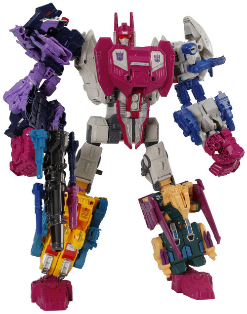 Transformers Generations Selects TT-GS05 Abominus Exclusive Action Figure