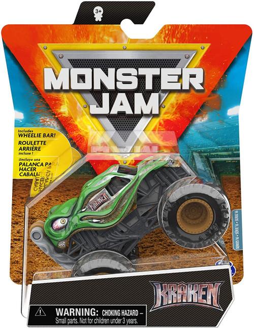 Monster Jam Series 16 Kraken Diecast Car