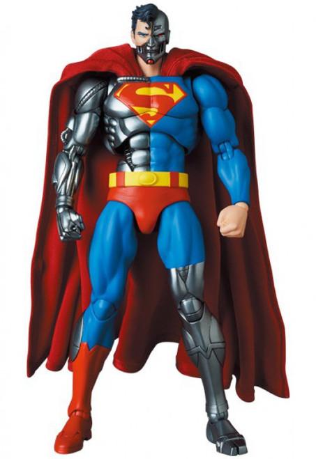 DC Return of Superman MAFEX Cyborg Superman Action Figure (Pre-Order ships September 2022)