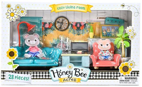 Honey Bee Acres Cozy Living Room Playset