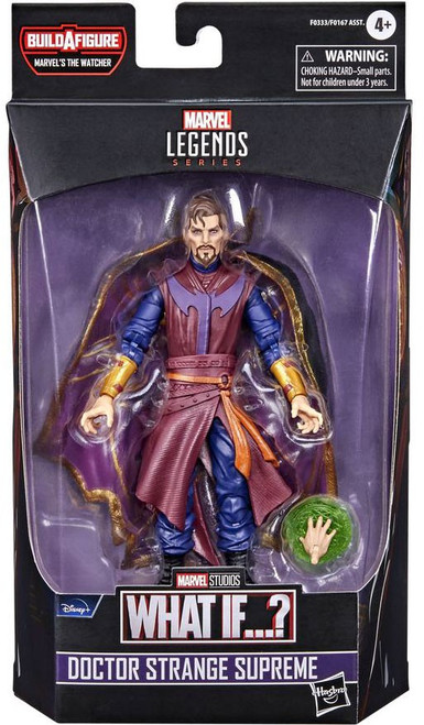 What If...? Marvel Legends The Watcher Series Doctor Stranger Supreme Action Figure (Pre-Order ships February)