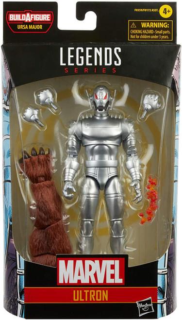 Marvel Legends Ursa Major Series Ultron Action Figure [Damaged Package]