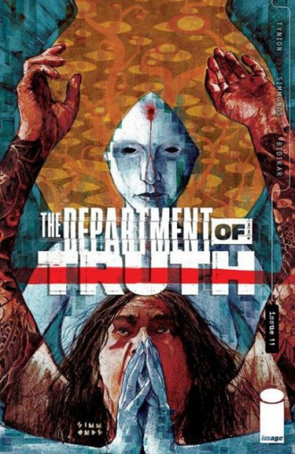Image Comics The Department of Truth #11A Comic Book