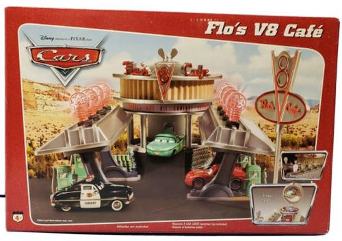 Disney / Pixar Cars Flo's V8 Cafe Exclusive Playset