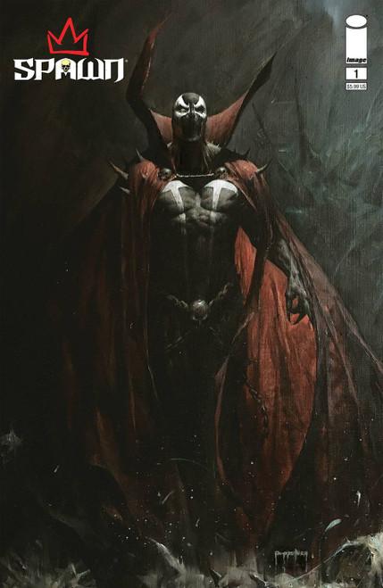 Image Comics King Spawn #1A Comic Book [Jim Laee Cover]