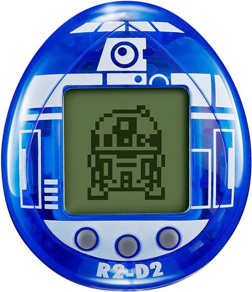 Tamagotchi x Star Wars R2-D2 1.5-Inch Virtual Pet Toy [Blue & White] (Pre-Order ships January)
