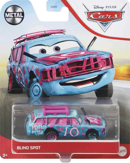 Disney / Pixar Cars Cars 3 Metal Blind Spot Diecast Car