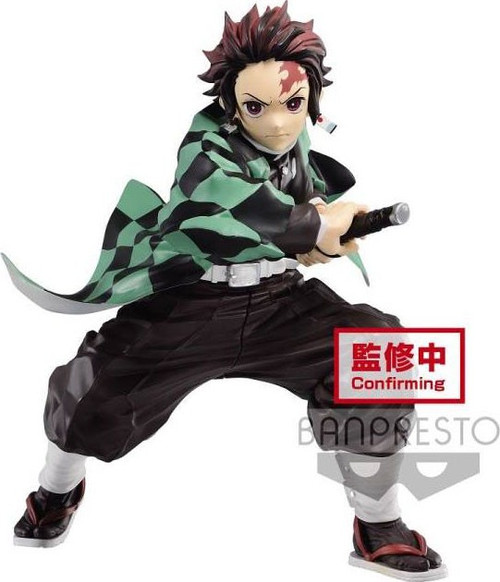 Demon Slayer: Kimetsu no Yaiba Maximatic Tanjiro Kamado 7.1-Inch Collectible PVC Figure (Pre-Order ships January)