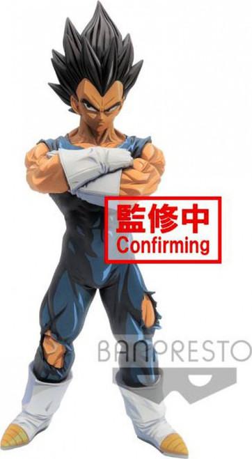Dragon Ball Z Grandista Nero Manga Dimensions Vegeta 10.2-Inch Collectible PVC Figure (Pre-Order ships January)