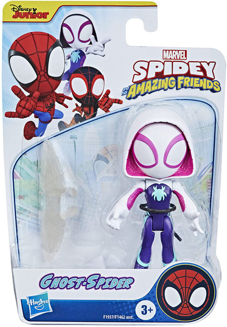 Marvel Spidey & His Amazing Friends Ghost-Spider Action Figure