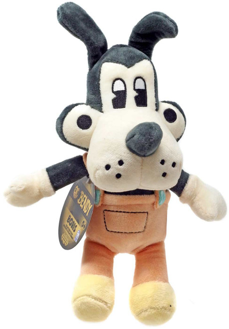 Bendy and the Ink Machine SillyVision Series 1 Boris 9-Inch Plush