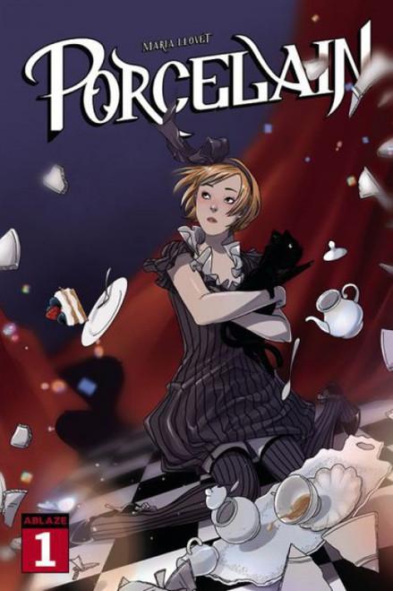 Porcelain (Ablaze) #1C Comic Book