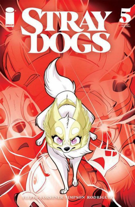 Stray Dogs (Image Comics) #5G Comic Book