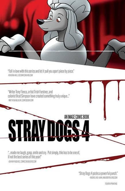 Stray Dogs (Image Comics) #4F Comic Book