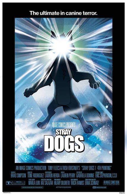 Stray Dogs (Image Comics) #1O Comic Book