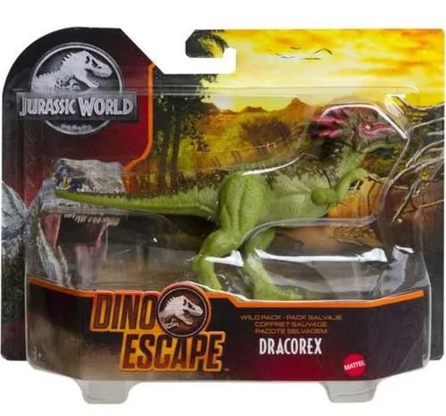 Jurassic World Dino Escape Dracorex Action Figure [Wild Pack]