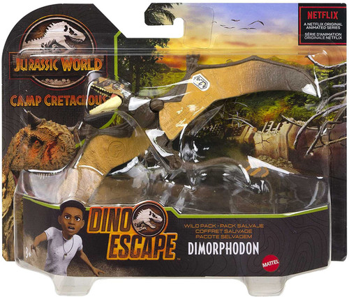 Jurassic World Dino Escape Dimorphoron Action Figure [Wild Pack]