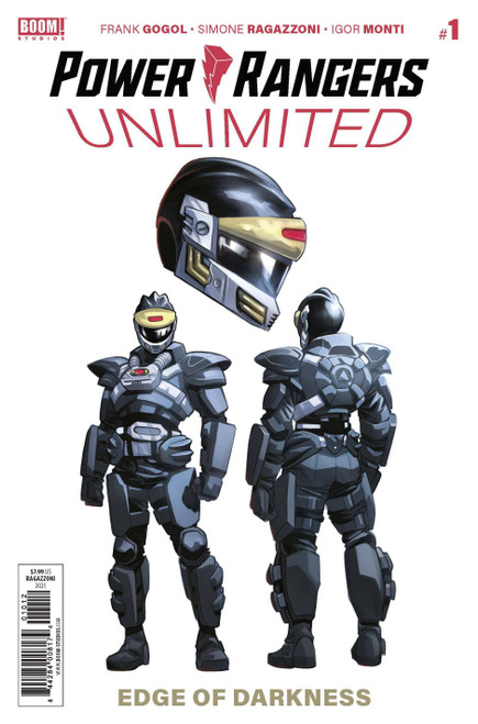 Boom Studios Power Rangers Unlimited #1 Comic Book [2nd Printing]