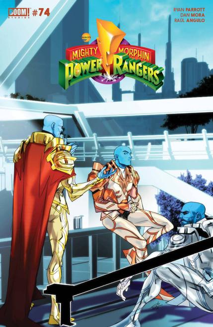 Boom Studios Mighty Morphin Power Rangers #74B Comic Book