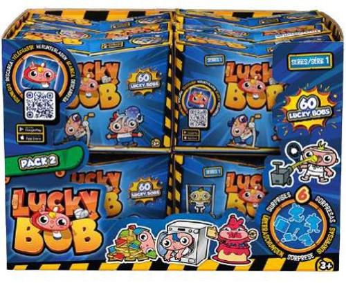 Lucky Bob Mini Figure Series 1 Mystery Box [12x 2-Packs] (Pre-Order ships January)