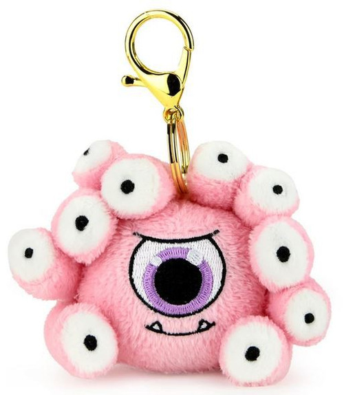 Dungeons & Dragons D&D Beholder 3-Inch Plush Charm (Pre-Order ships January)