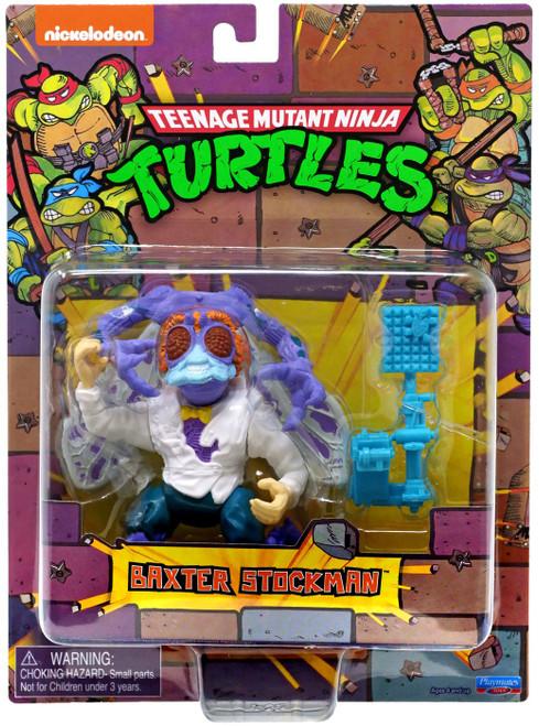 Teenage Mutant Ninja Turtles TMNT 1987 Retro Baxter Stockman Action Figure [Villains Mutant Module]