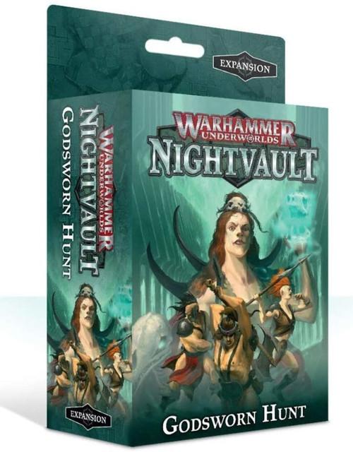 Warhammer Underworlds: Nightvault Godsworn Hunt