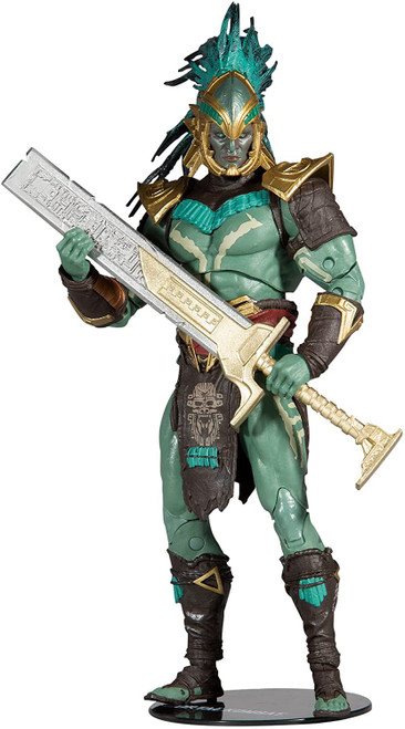 McFarlane Toys Mortal Kombat 11 Kotal Kahn Action Figure (Pre-Order ships November)