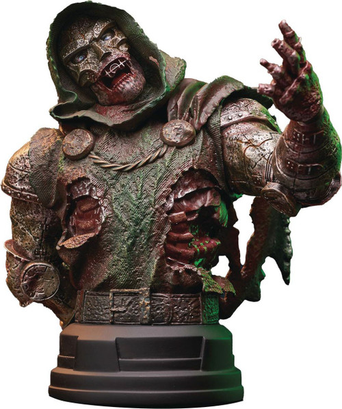 Marvel Zombie Doctor Doom Exclusive 6-Inch Bust [NYCC 2021] (Pre-Order ships November)