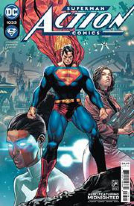 DC Comics Action Comics #1033A Comic Book [Midnighter]