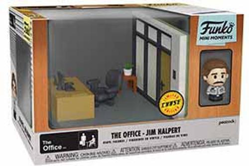 Funko The Office Mini Moments Jim Diorama [Chase Version] (Pre-Order ships November)