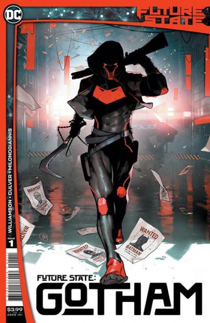 DC Comics Future State Gotham #1 Comic Book