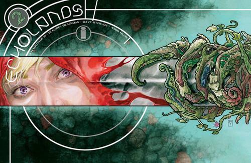 image Comics Echolands #2A Comic Book (Pre-Order ships September)