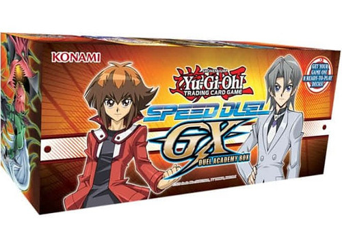 YuGiOh Trading Card Game Speed Duel GX Duel Academy Box Set [8 Complete Decks] (Pre-Order ships February)