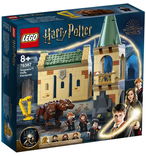 LEGO Harry Potter Fluffy Encounter Set #76387