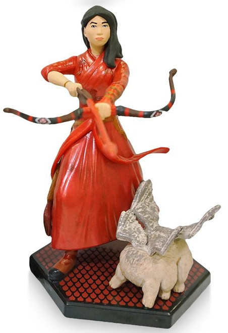 Disney Marvel Shang-Chi and the Legend of the Ten Rings Katy 4-Inch PVC Figure [Loose]