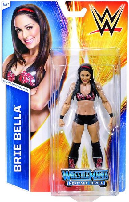 WWE Wrestling Series 48 Brie Bella Action Figure #21 [Damaged Package]