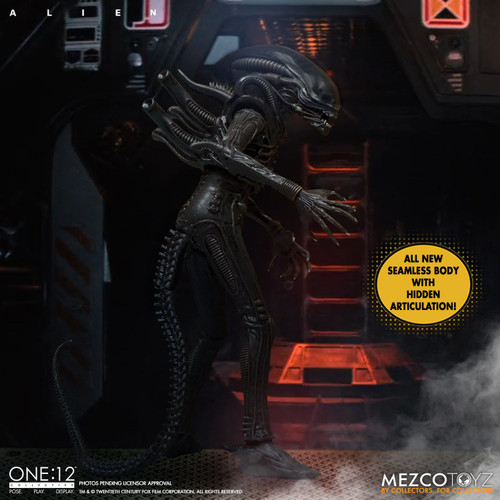 One:12 Collective Alien Action Figure (Pre-Order ships March 2022)