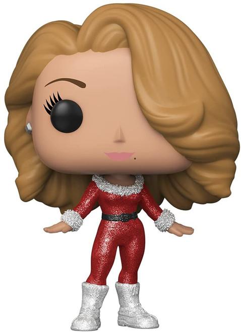 Funko POP! Rocks Mariah Carey Exclusive Vinyl Figure #85 [Merry Christmas, Diamond Glitter] (Pre-Order ships January)