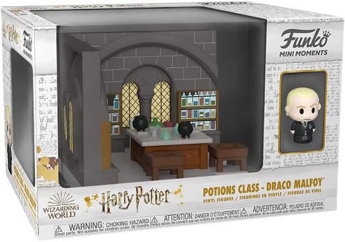 Funko Harry Potter Mini Moments Anniversary Draco Diorama [Regular Version] (Pre-Order ships November)