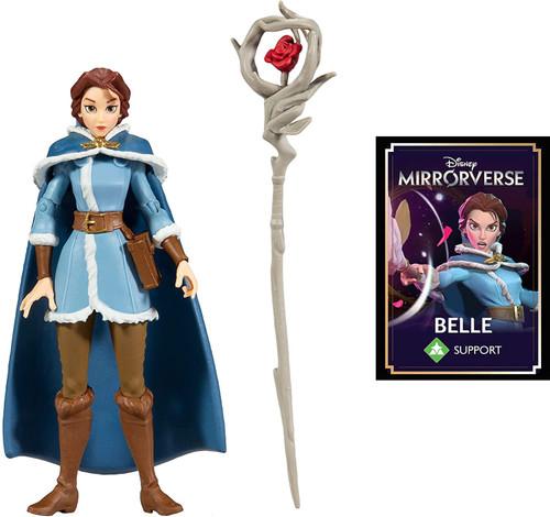 Disney Mirrorverse Belle Action Figure (Pre-Order ships October)