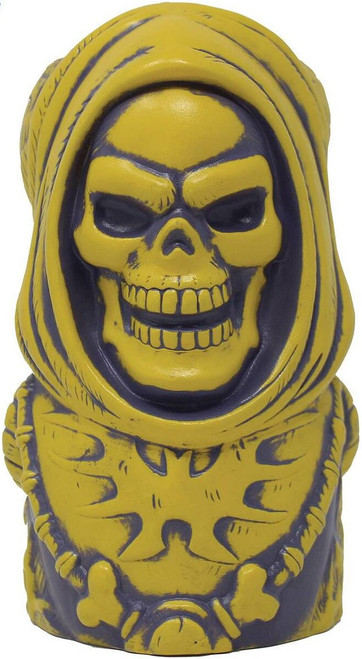 Masters of the Universe Skeletor Exclusive Tiki Glass [SDCC 2021, Pearl] (Pre-Order ships September)