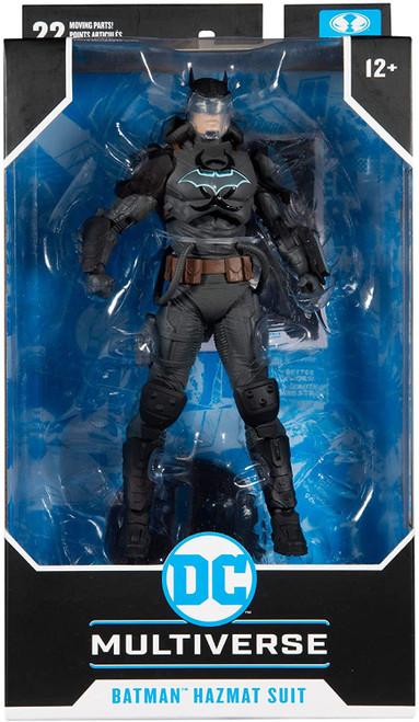 McFarlane Toys DC Multiverse Batman in Hazmat Suit Action Figure (Pre-Order ships January)