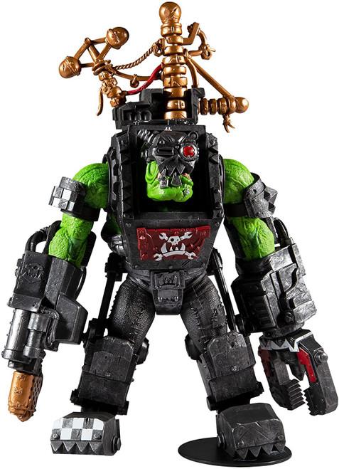 McFarlane Toys Warhammer 40,000 Ork Big Mek MEGA Action Figure (Pre-Order ships January)