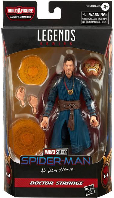 Spider-Man 3: No Way Home Marvel Legends Armadillo Series Doctor Strange Action Figure (Pre-Order ships January)