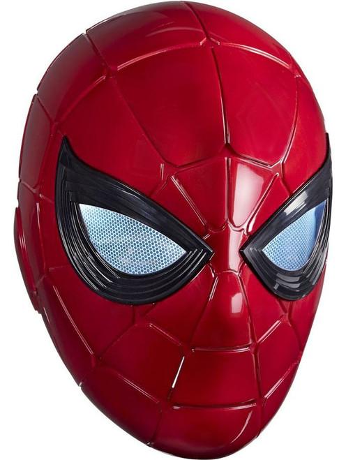 Marvel Avengers: End Game Legends Gear Iron Spider Electronic Helmet (Pre-Order ships January)