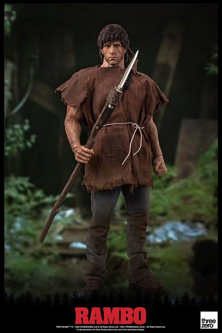 Rambo: First Blood John Rambo Action Figure (Pre-Order ships May 2022)