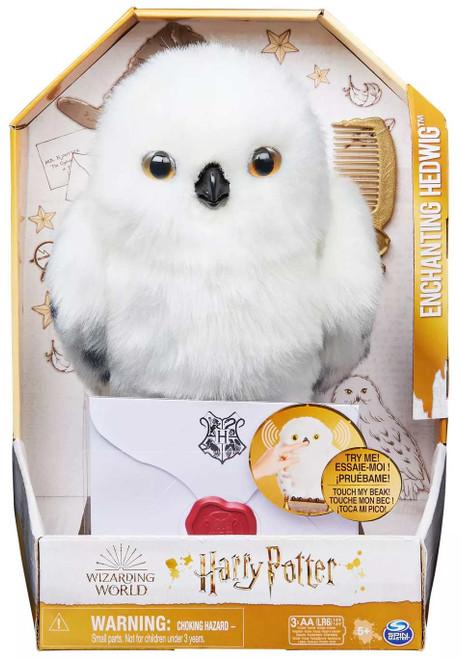 Harry Potter Wizarding World Enchanting Hedwig